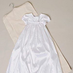 Christening Gown Keepsake Bag - One Small Child