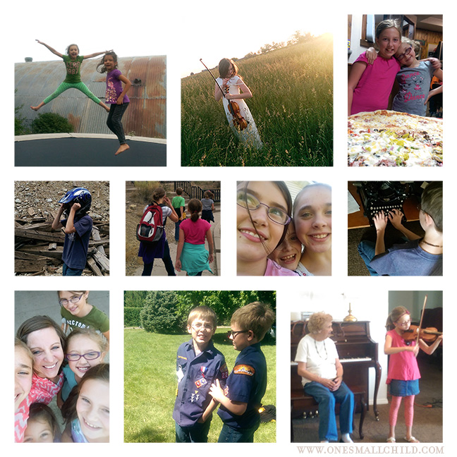 Summer with Kids 2014 | One Small Child