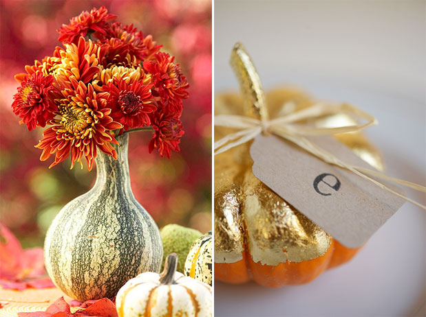 Fall-Christening-Ideas from www.OneSmallChild.com
