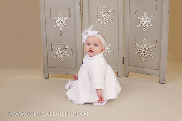 Baby Girl Dress Coats - One Small Child