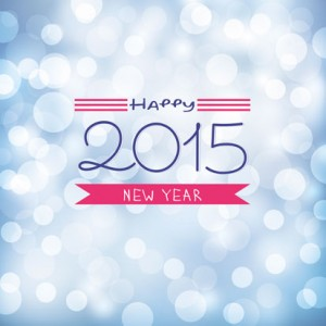 Happy New Year 2015 - One Small Child