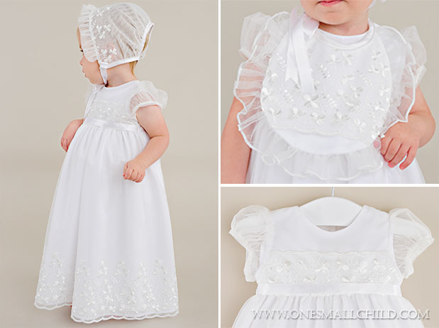 Irish Christening Gowns