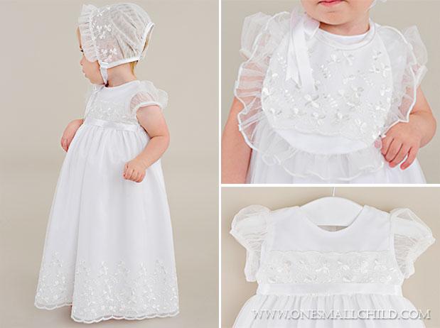 Irish Christening Dresses