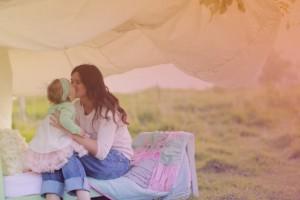 Christi mom talk - One Small Child