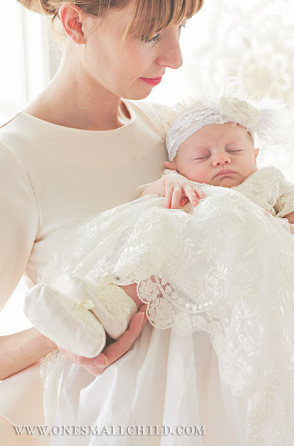 Christening Tips from One Small Child