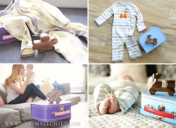 New Baby Gifts - Finn and Emma Gift Sets - One Small Child
