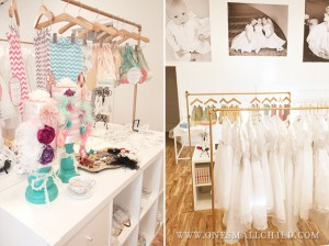 Thank You for a wonderful first week! Baby Boutique - One Small Child