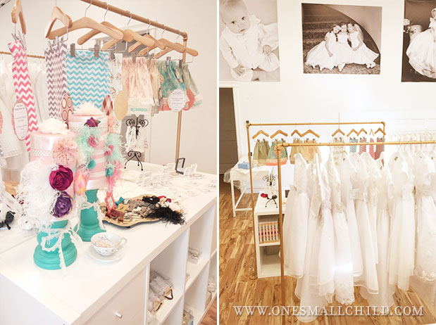 Thank you for a wonderful first week! | One Small Child Baby Boutique