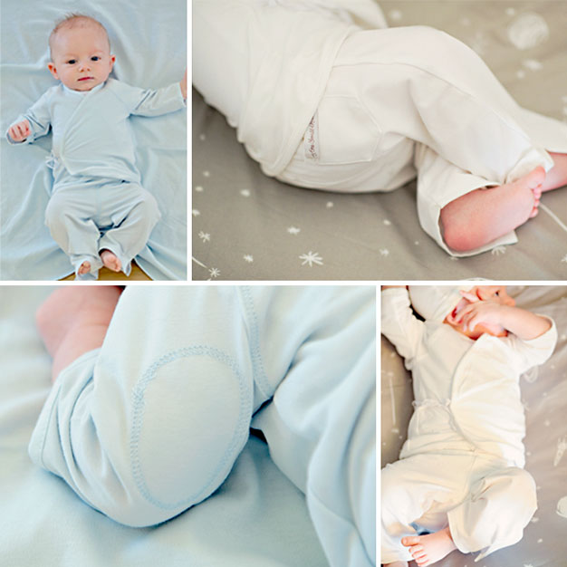 Boys Bamboo Layette Sets | One Small Child