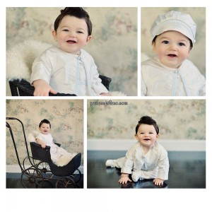 Customer Highlight | Francis Christening Romper from One Small Child
