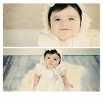 Customer Highlight | Jessa Gown in White from One Small Child