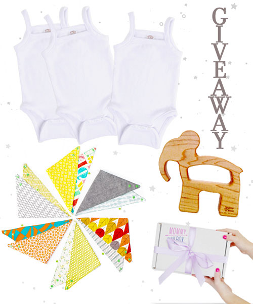 Me and Mom Giveaway March 2015 - One Small Child