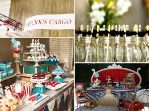 Boy Baby Shower Themes | One Small Child