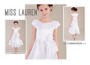 Miss Lauren Communion Dresses - One Small Child