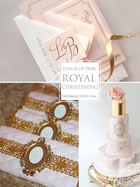 Royal Christening Party