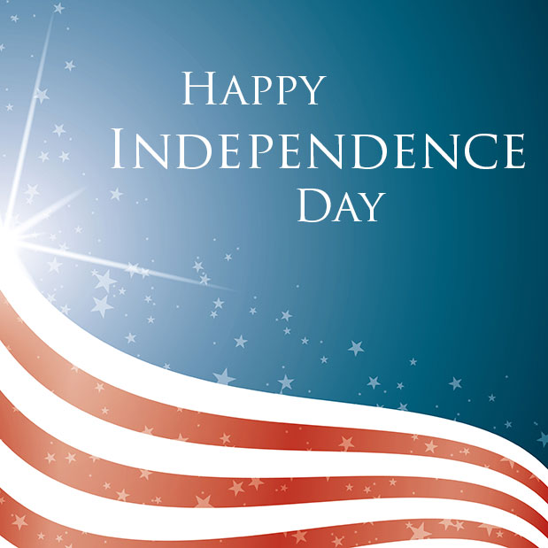 Happy Independence Day - One Small Child