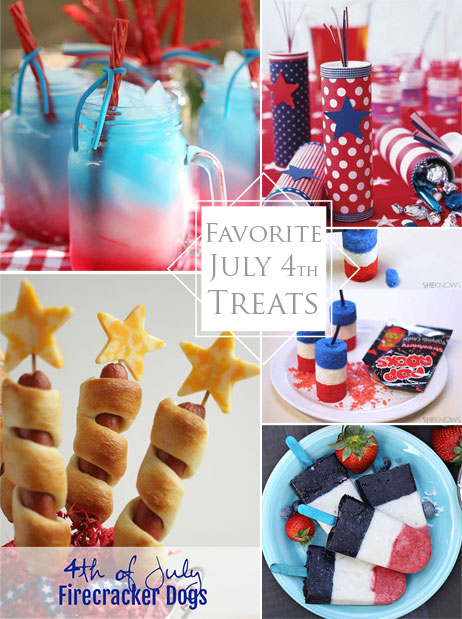 Favorite Fourth of July Treats - One Small Child