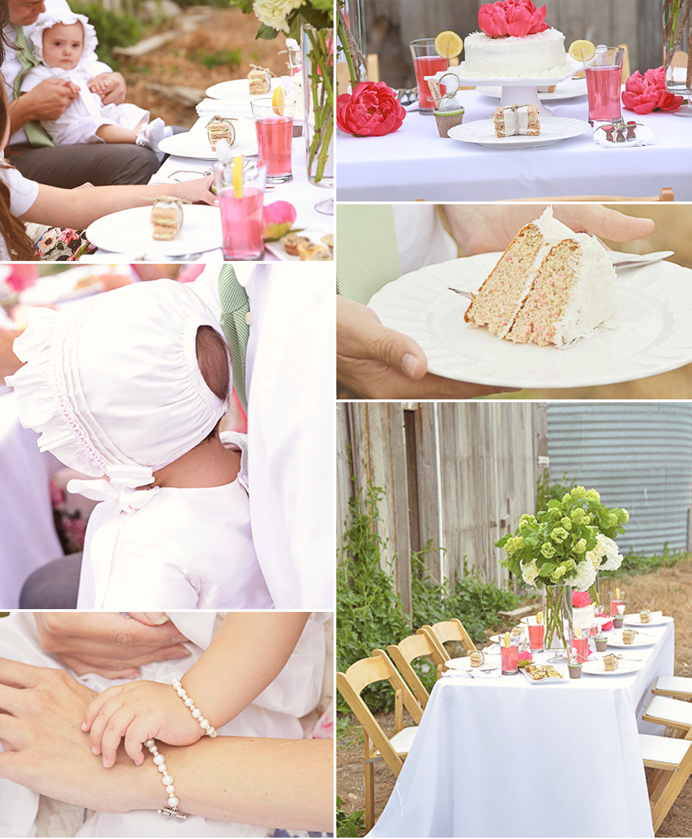 Summer Christening Party Ideas