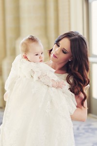 Royal Christening Gown - One Small Child