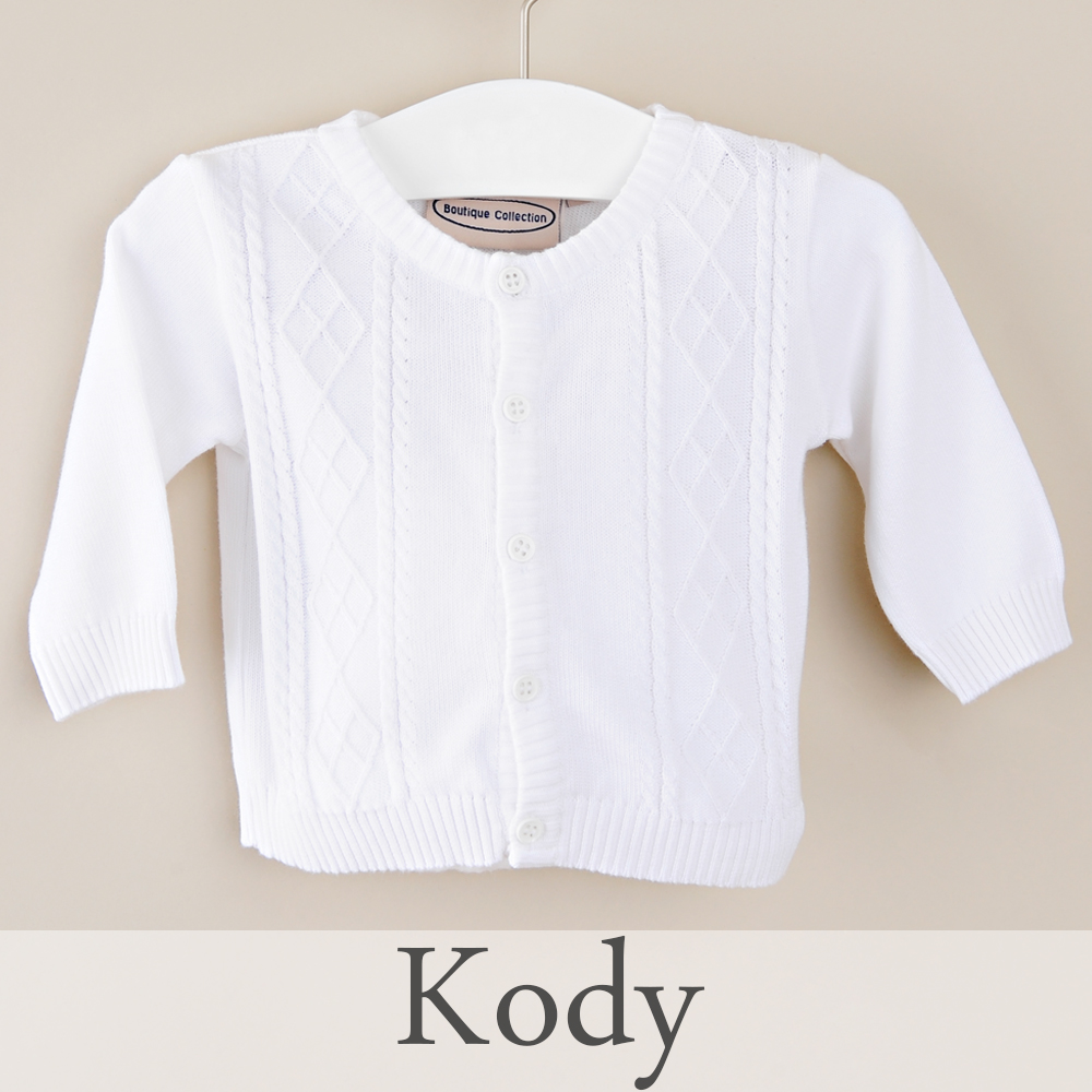 Kody Baby Sweaters