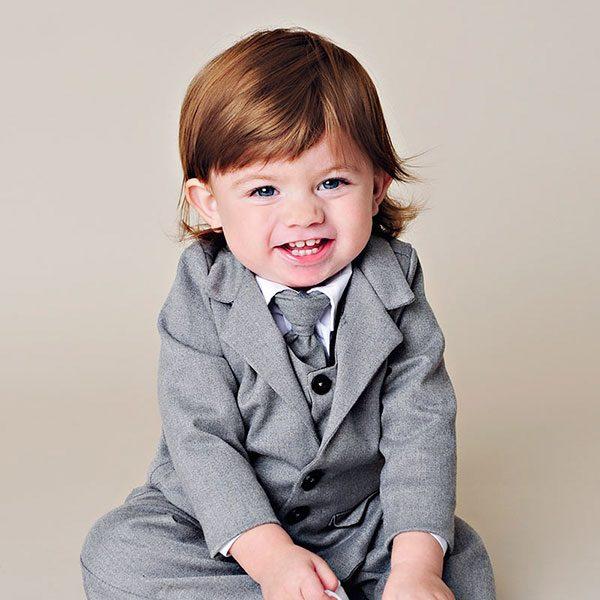 Derek Gray Cashmere Suit - One Small Child