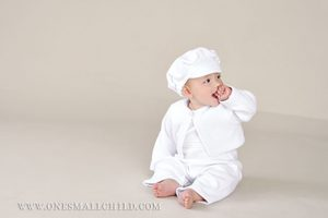 Lucas Knit Christening Outfits for Boys - One Small Child