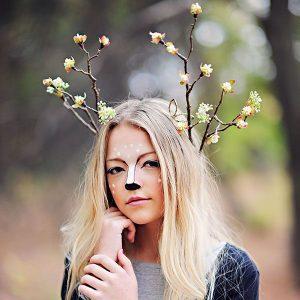 Halloween Costume Deer - One Small Child