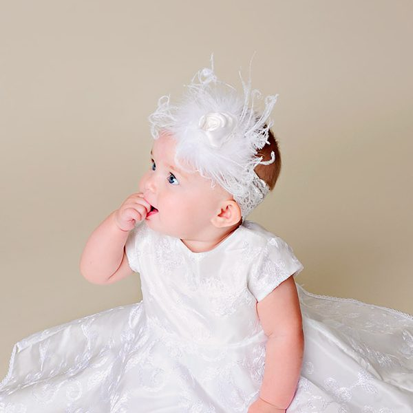 Demi Christening Dress - One Small Child