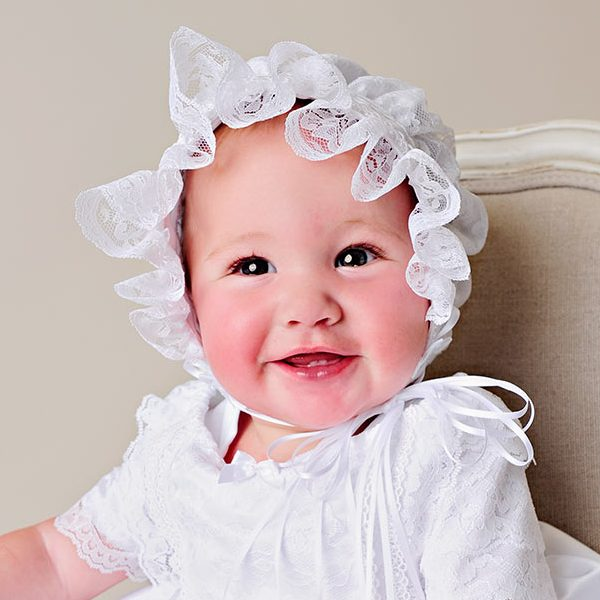 Camilla Christening Gown - One Small Child