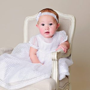 Amy Tricot Christening Gown - One Small Child