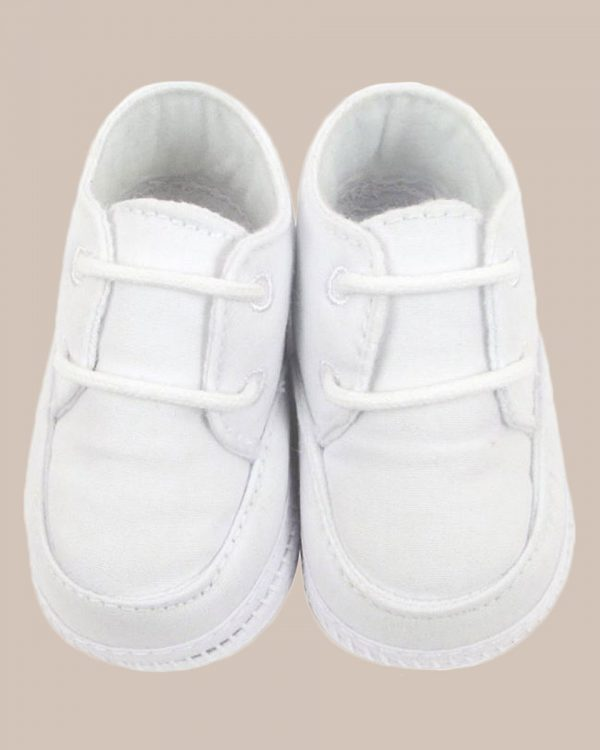 Poly Cotton Oxford Shoe - One Small Child