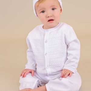 Aiden Christening Outfit - One Small Child