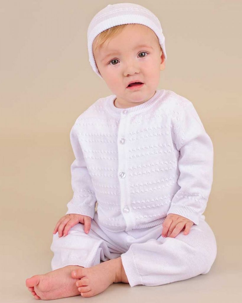 Aiden Christening Outfit
