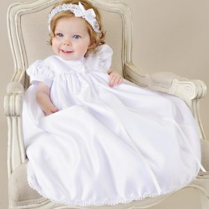 Ashley Christening Gown - One Small Child