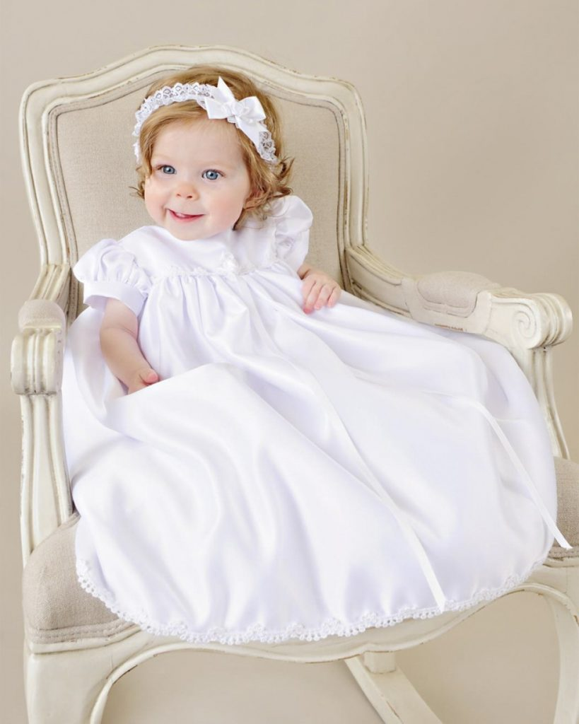 Ashley Christening Gown