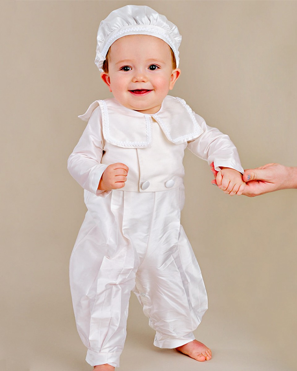Brakkin Christening Outfit - One Small Child