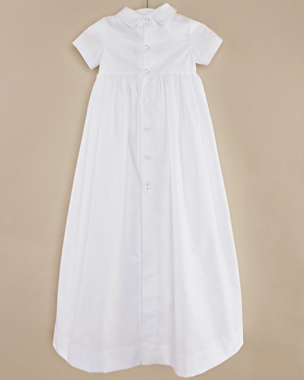 Caleb Christening Gown - One Small Child