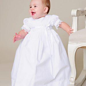 Eden Christening Dress - One Small Child