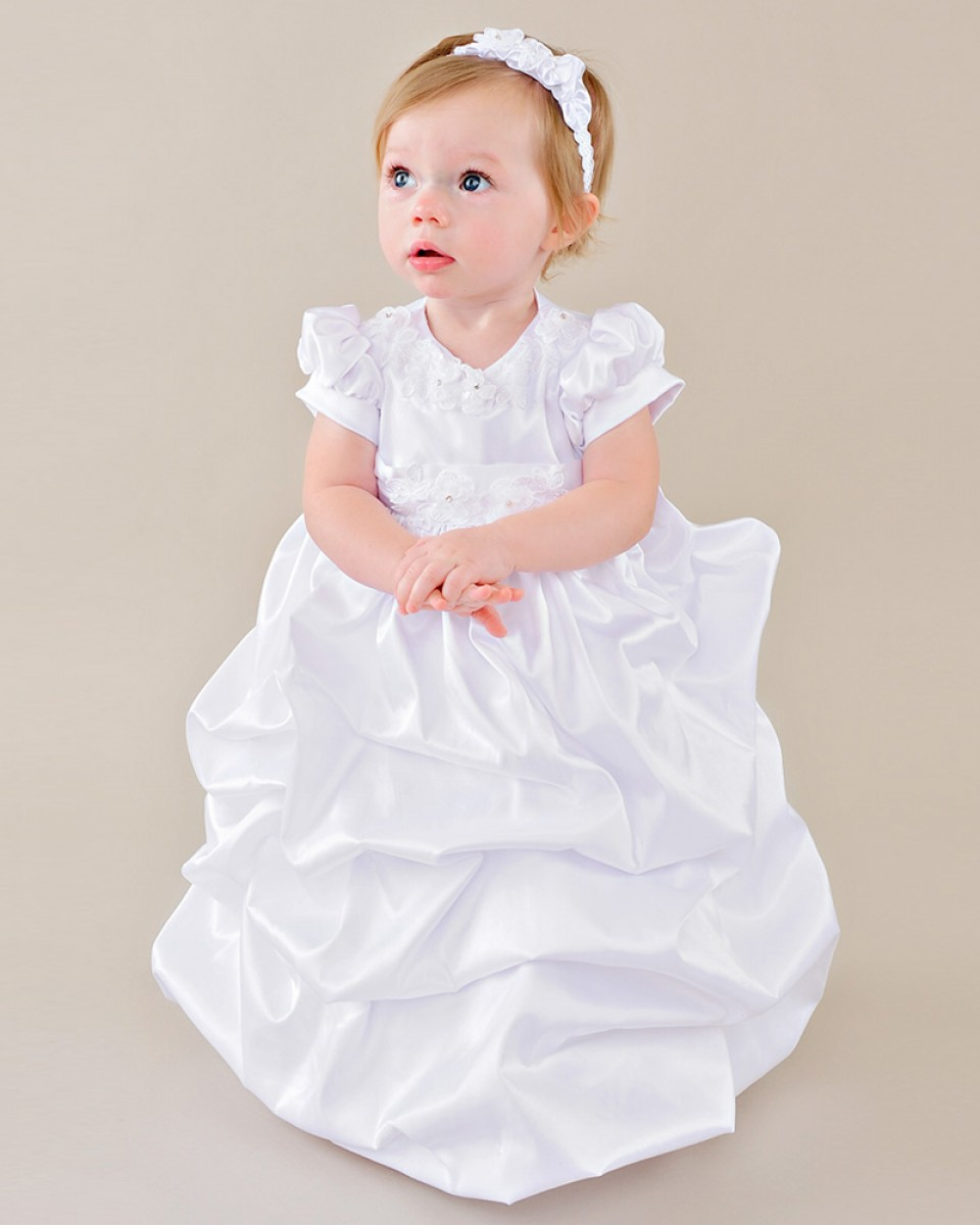 Baptismal Gown Preservation: Eleanor Christening Gown