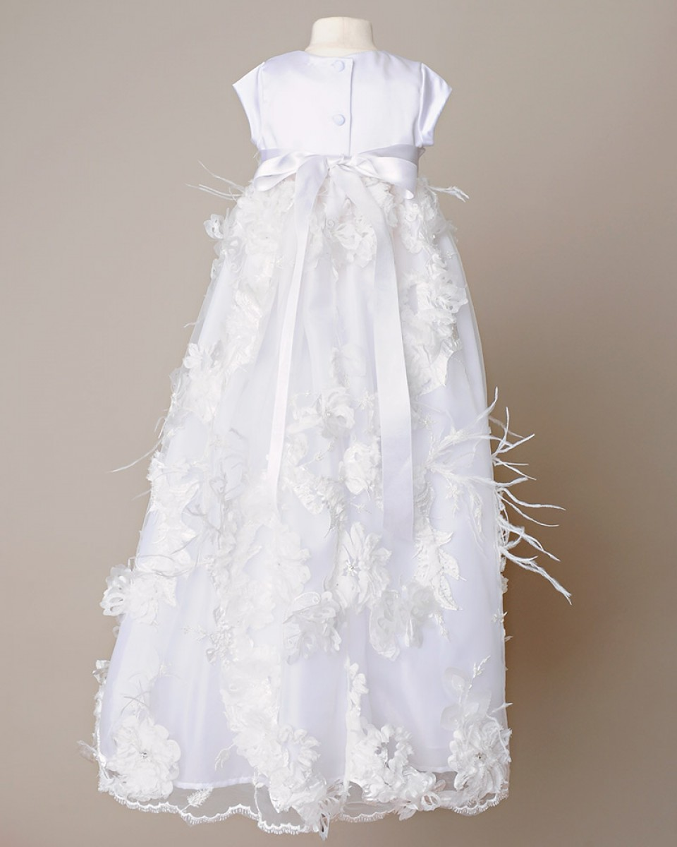 Baptismal Gown Preservation: Fancy Christening Gown