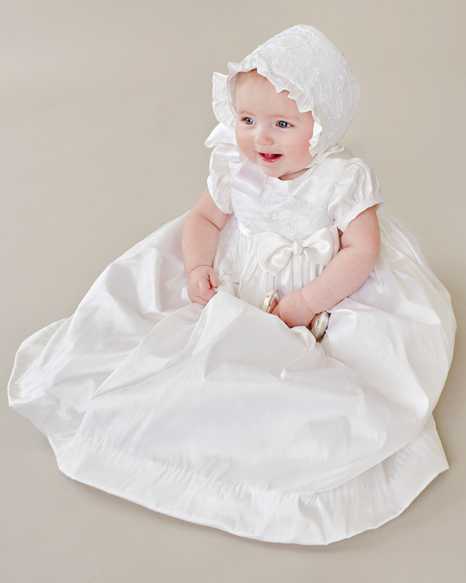 Isabella Christening Dress - One Small Child