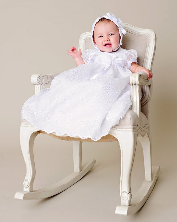 Jada Christening Gown - One Small Child