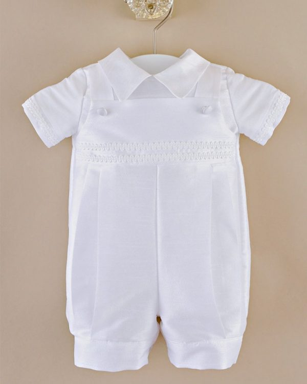 James Christening Outfit