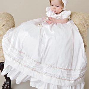 Jessa Christening Gown - One Small Child