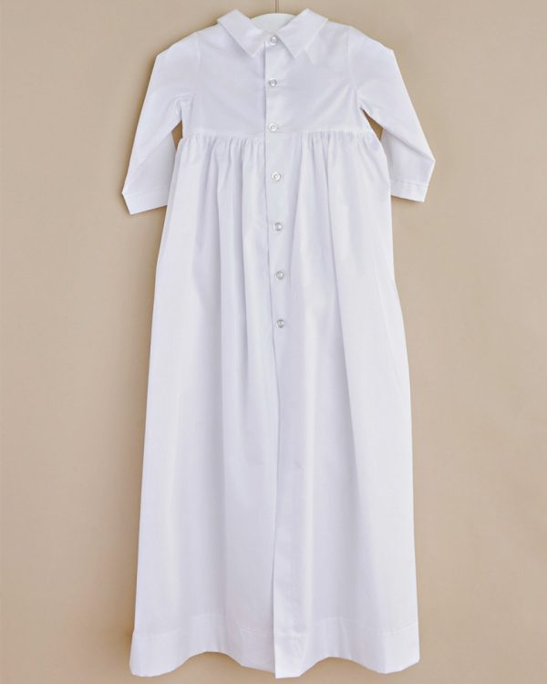 Justin Christening Gown - One Small Child