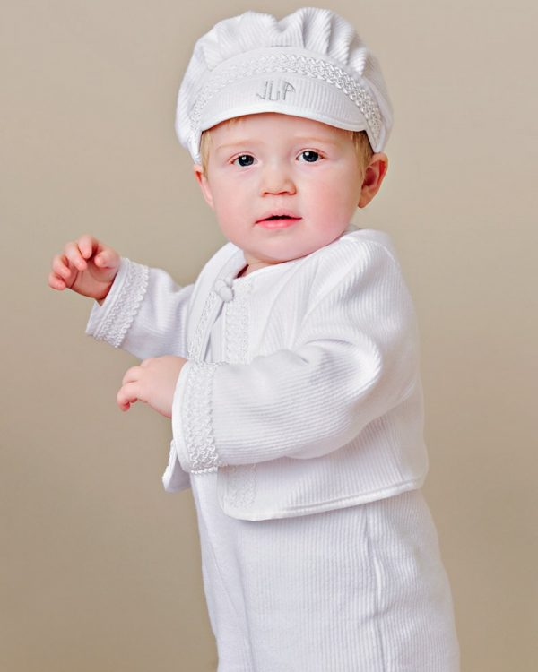 Lucas Christening Outfit - One Small Child