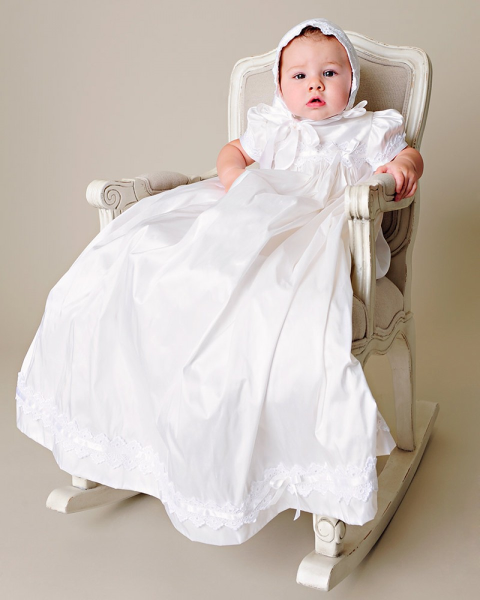 Mariana Christening Gown - One Small Child