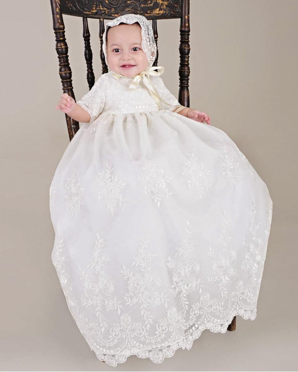 Baptismal Gown Preservation: Memory Christening Gown