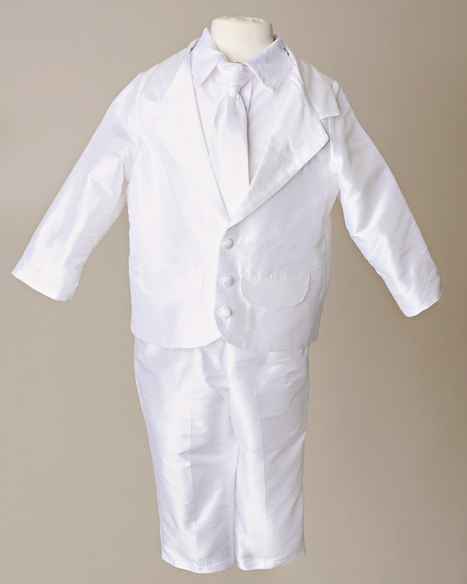 06f0340a0 Mitchell Silk Pant Suit - One Small Child