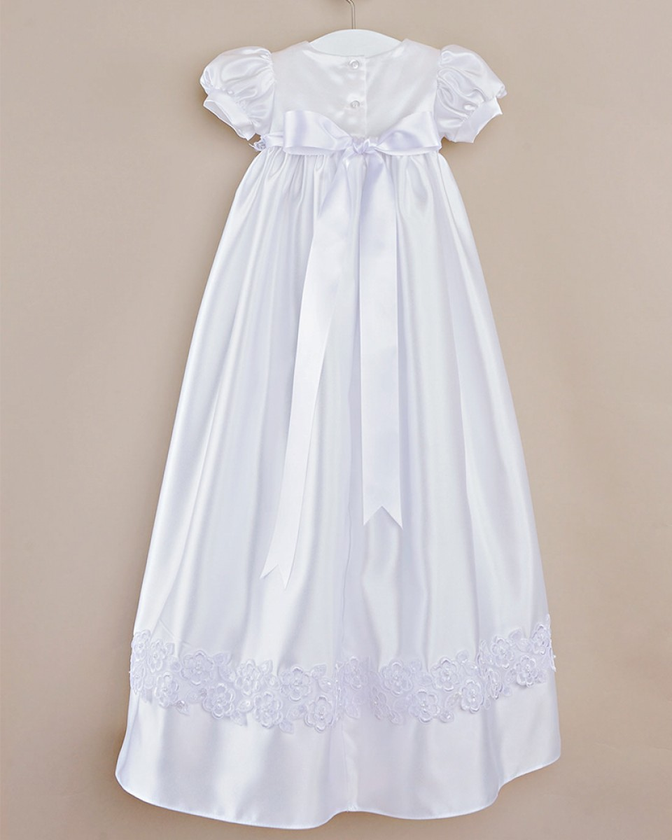 Baptismal Gown Preservation: Olivia Christening Gown